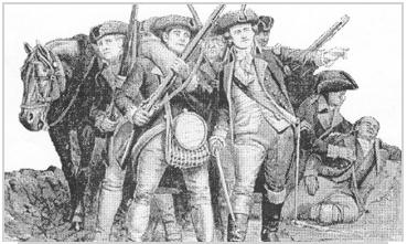 Colonel Daniel Brodhead - 8th Pennsylvania Regiment